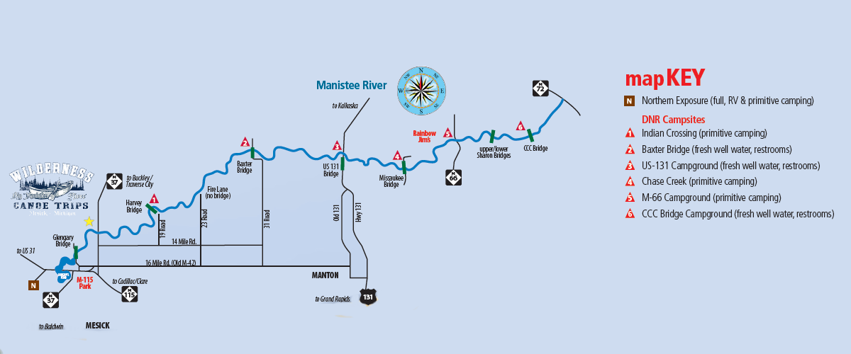 manistee-river-map